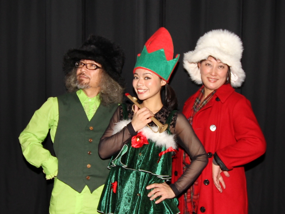 The Carolers キャロラーズ@明治がおくる第65回クリスマスこども大会