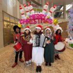 The Carolers キャロラーズ@イオンモール鹿児島