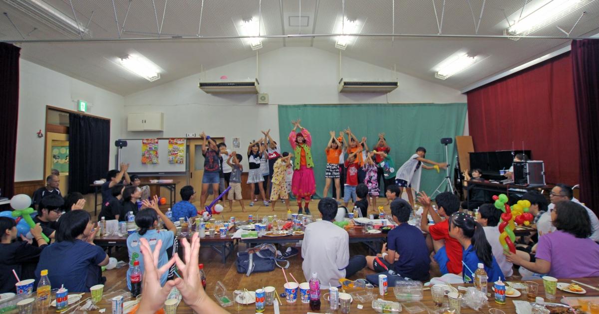エミリー☆ファミリーコンサート@桜島学園秋祭り