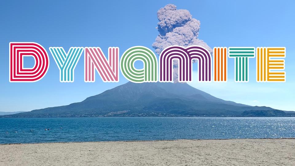 BTSのDynamite(ダイナマイト)をカバーしてみました♪♬